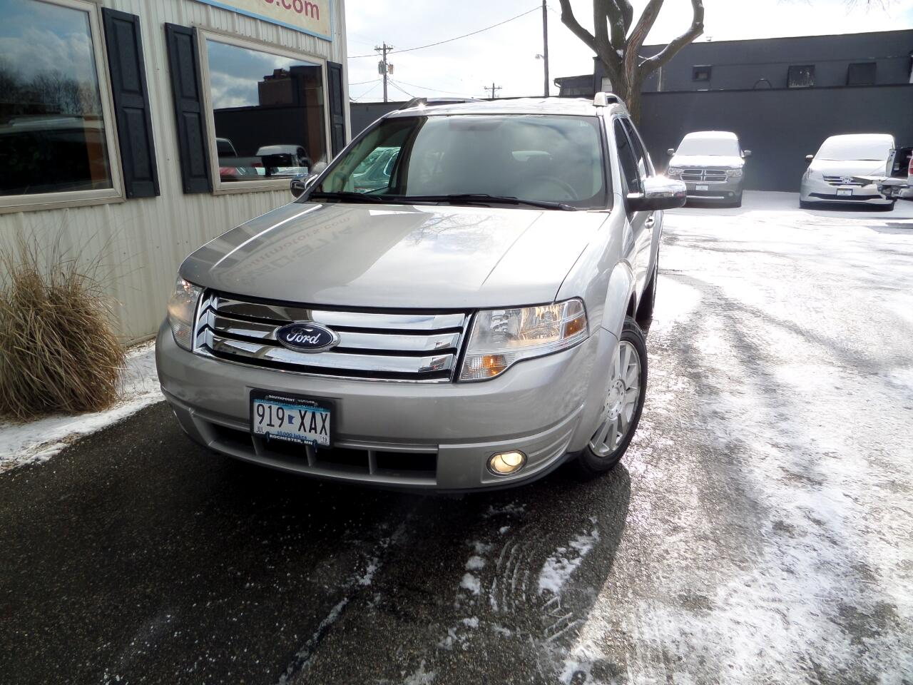 2008 Ford Taurus X Limited FWD