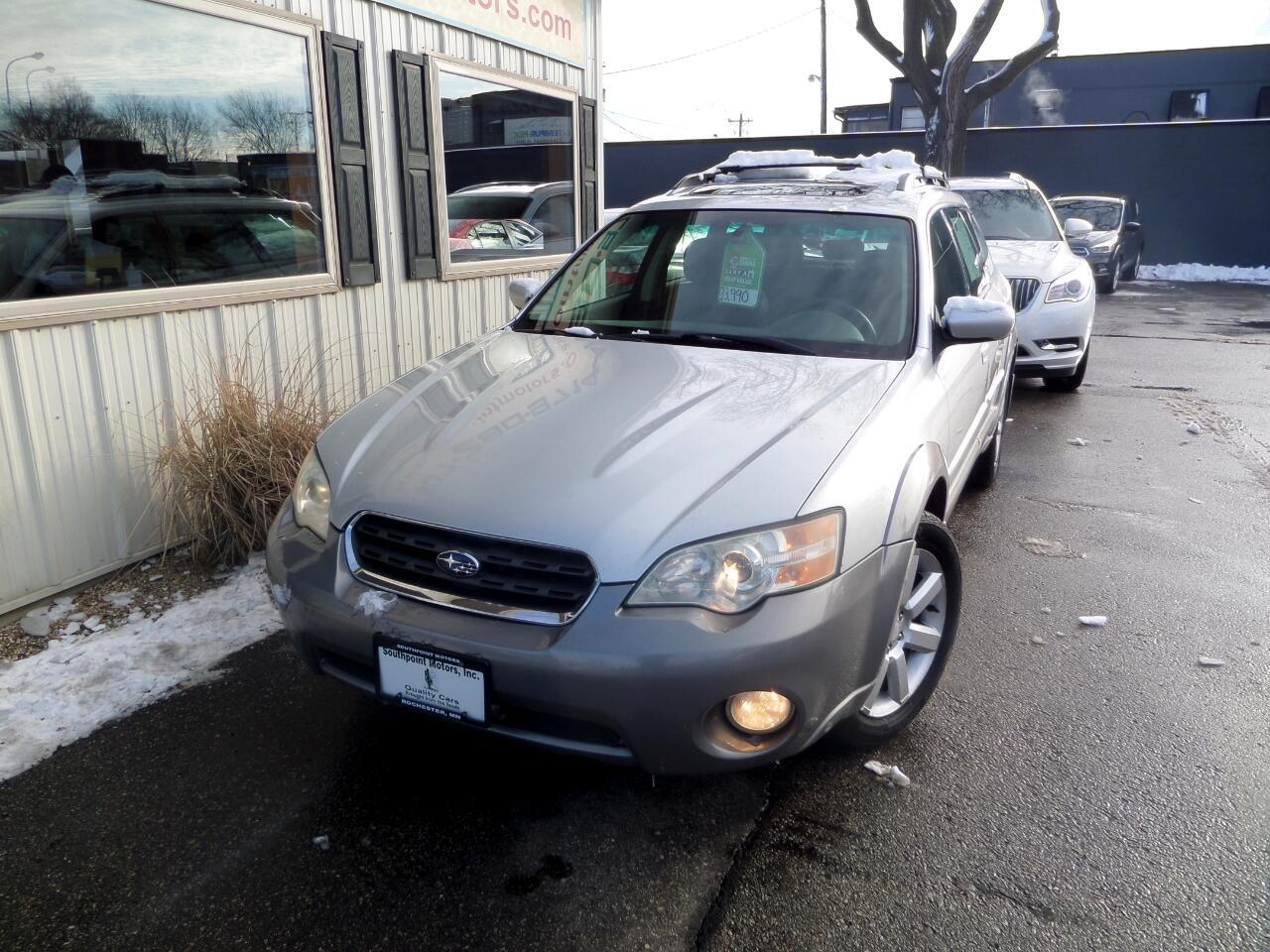 2006 Subaru Outback 2.5i Limited Wagon