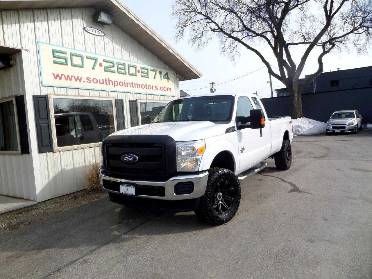 2012 Ford F-350 SD XL SuperCab 4WD