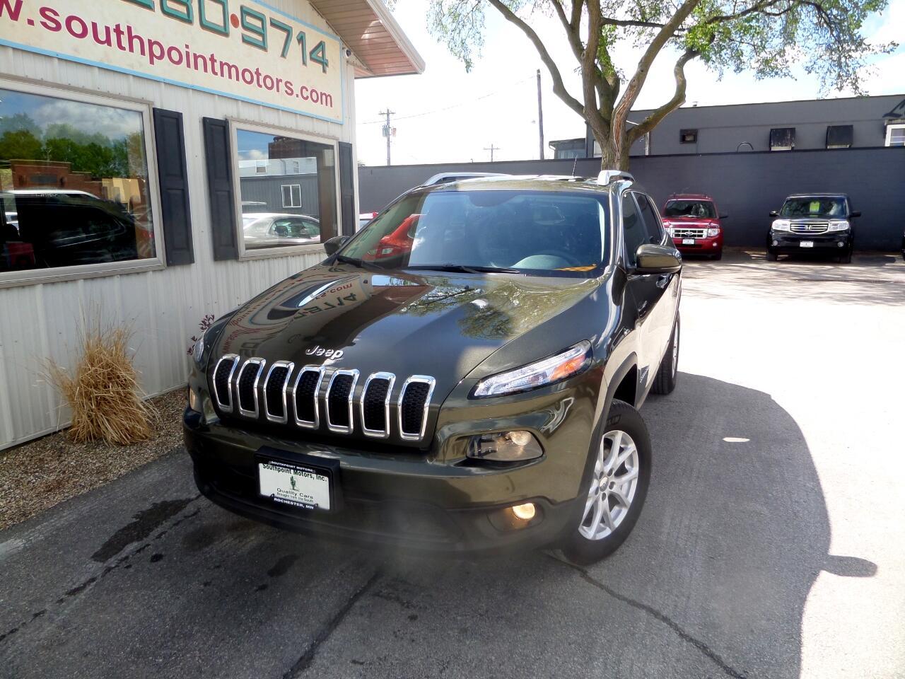2015 Jeep Cherokee Latitude 4WD