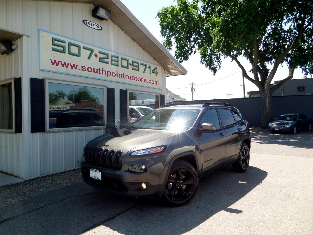 Jeep Cherokee High Altitude 4x4 *Ltd Avail* 2017