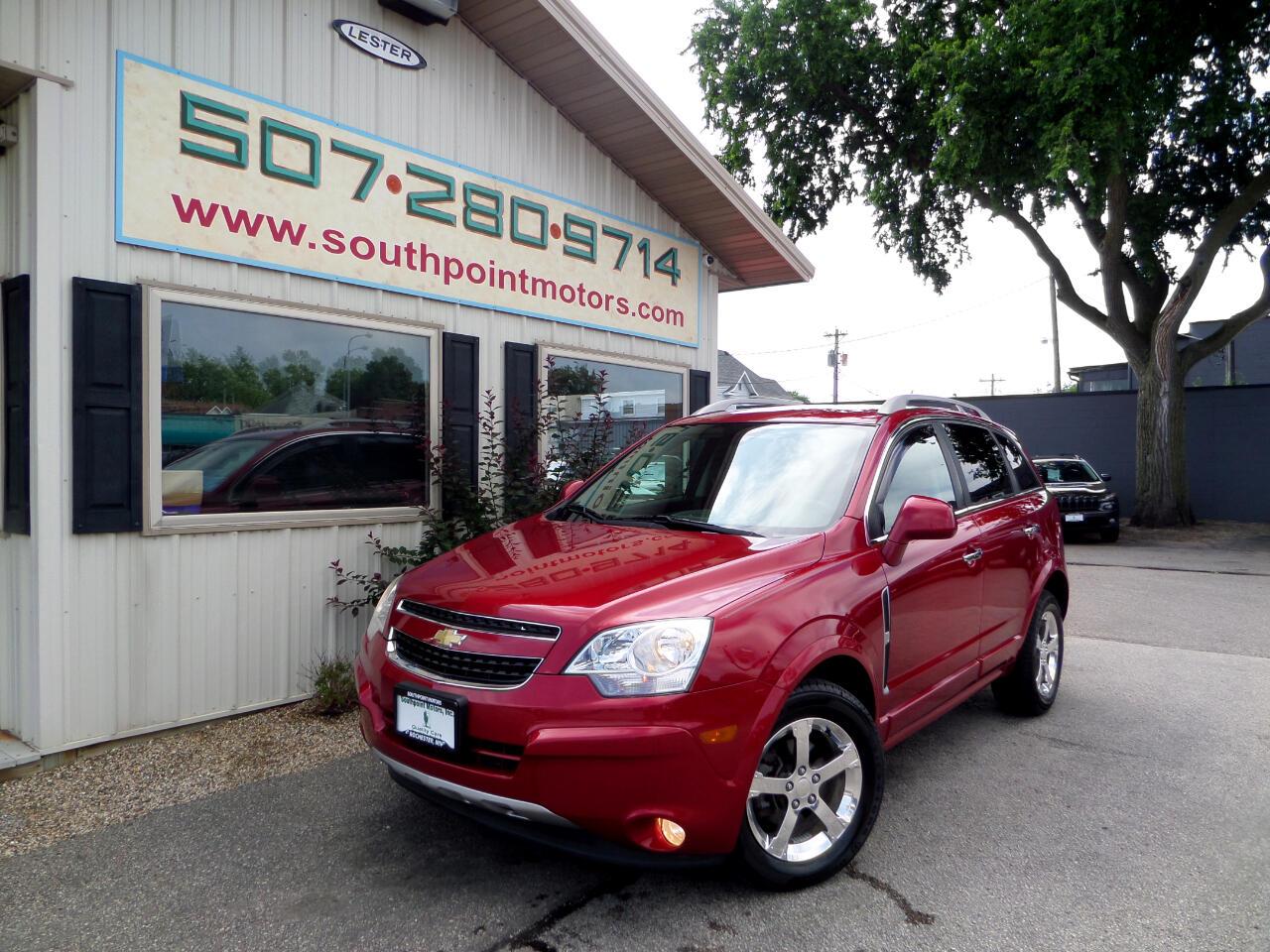 Chevrolet Captiva Sport Fleet FWD 4dr LT 2012