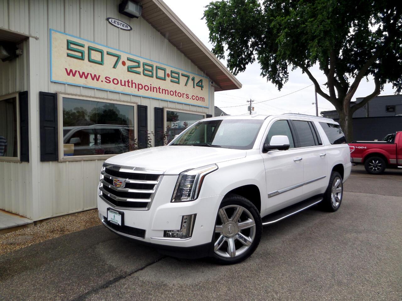 Cadillac Escalade ESV 4WD 4dr Luxury 2019