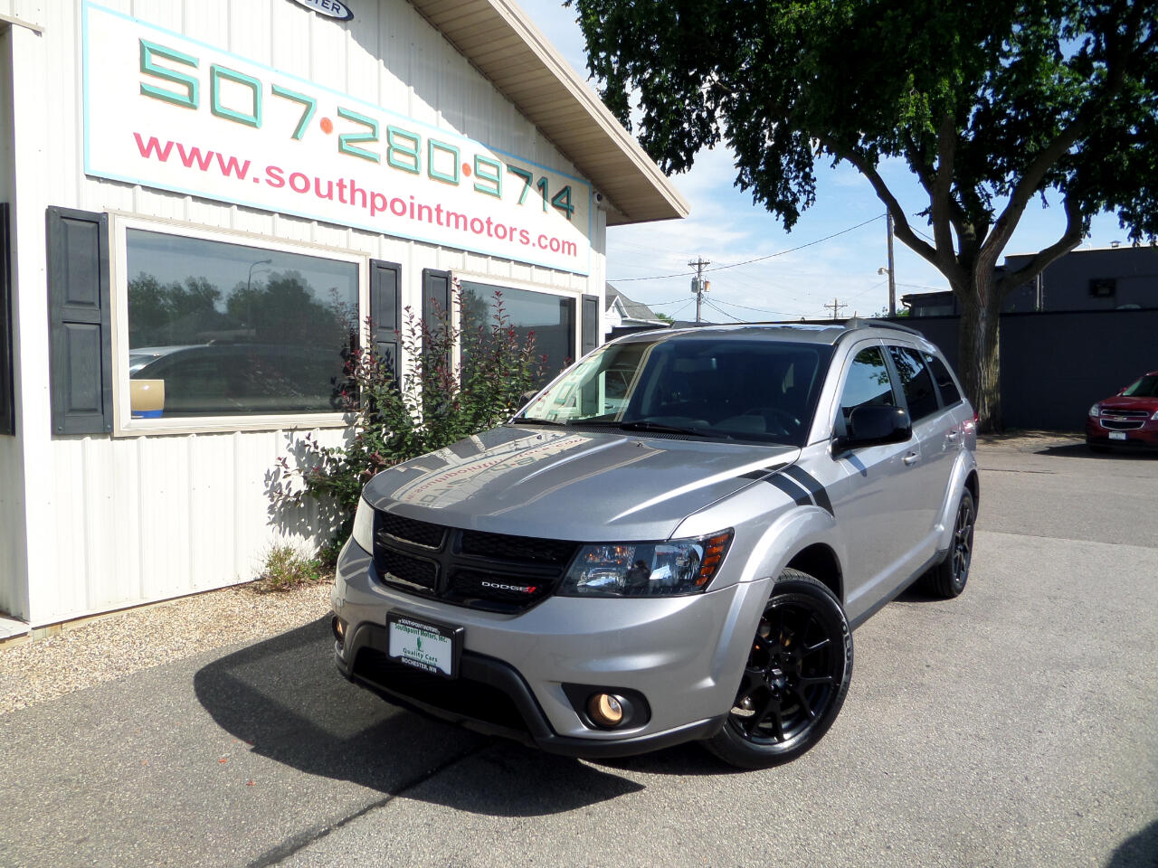 Dodge Journey GT AWD 2018