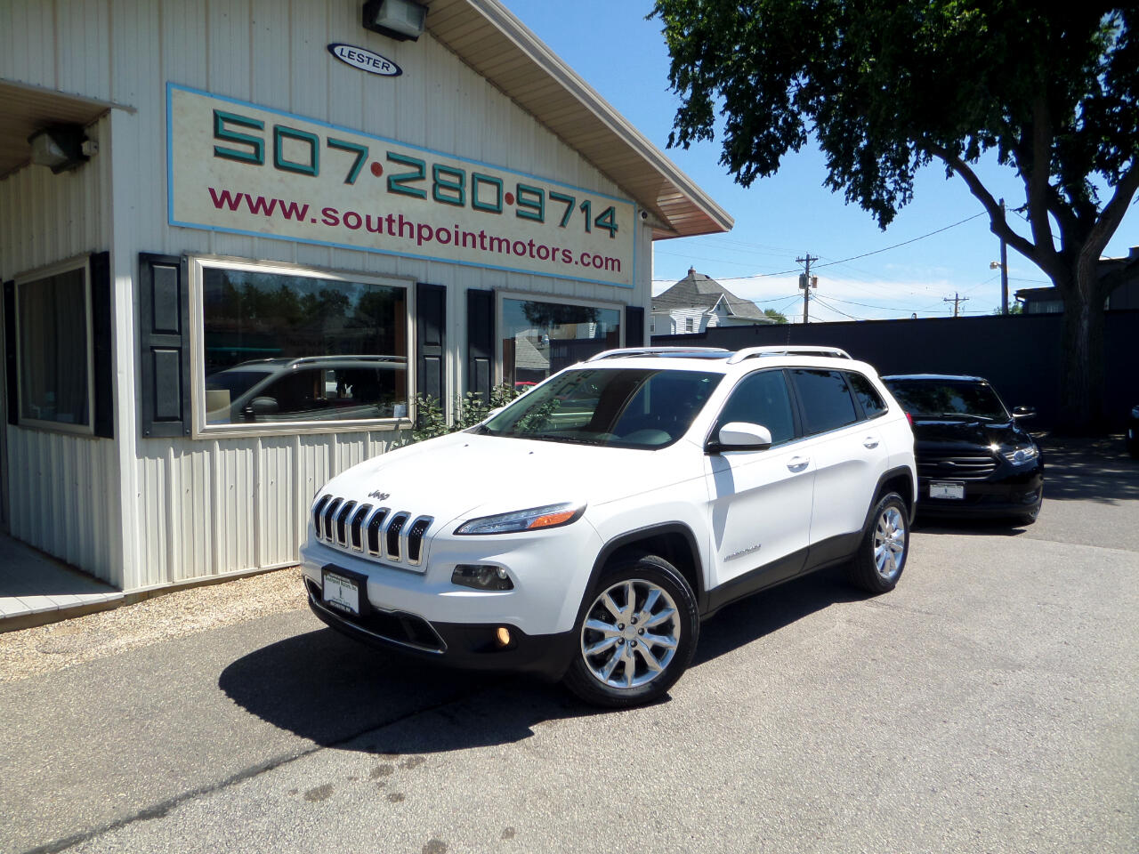 Jeep Cherokee Limited 4x4 2017