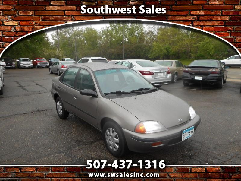 1996 Geo Metro  for sale VIN: 2C1MR529XT6711813