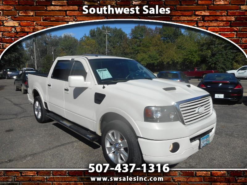 2008 Ford F-150 Limited SuperCrew AWD