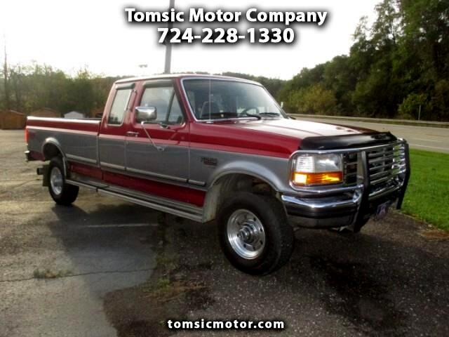 "1996 Ford F-250 HD HD Supercab 155.0"" WB 4WD"