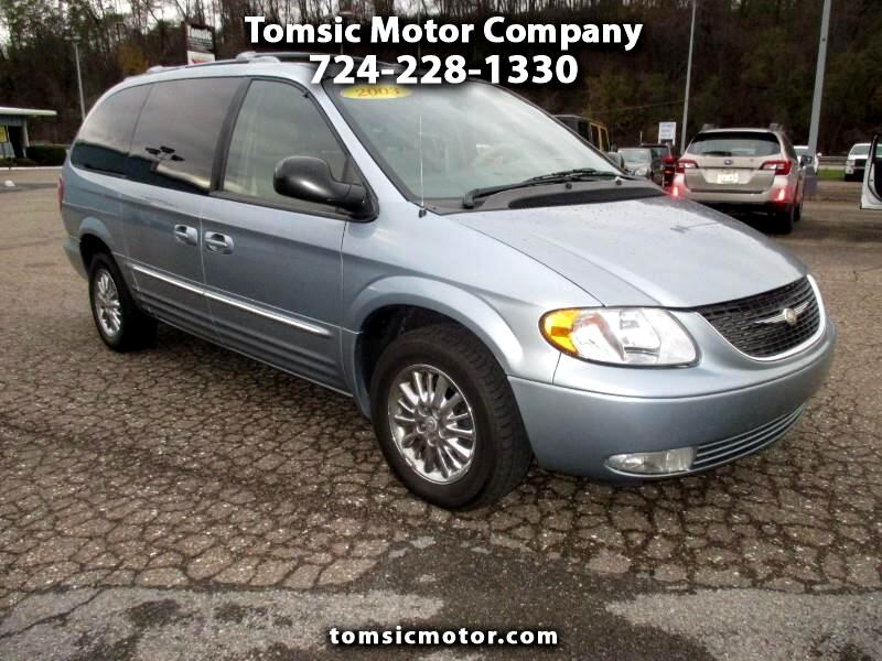 2003 Chrysler Town & Country Limited AWD