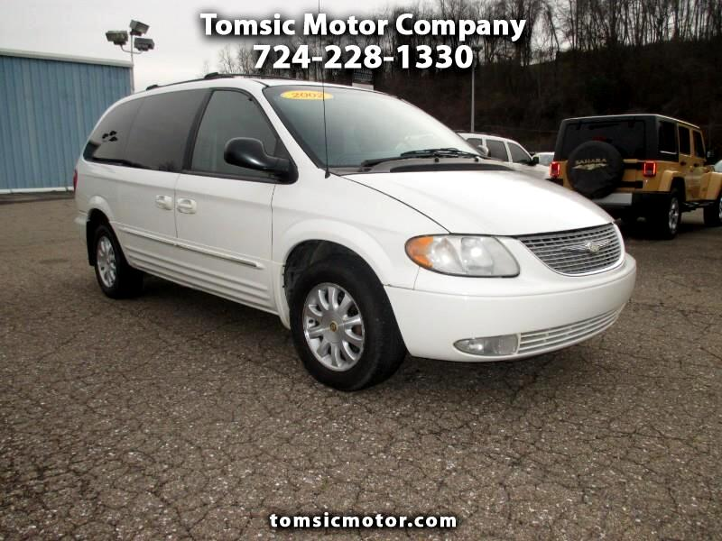 2002 Chrysler Town & Country LWB 4dr Limited