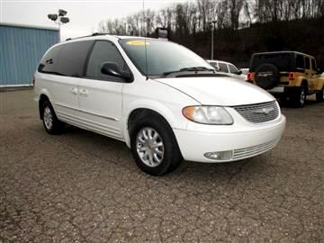 2002 Chrysler Town & Country LWB