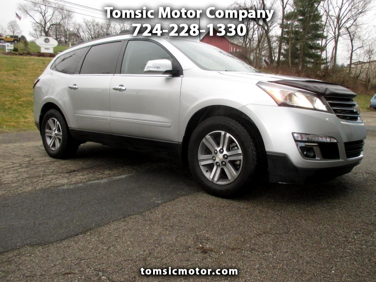 Chevrolet Traverse 2LT AWD 2015