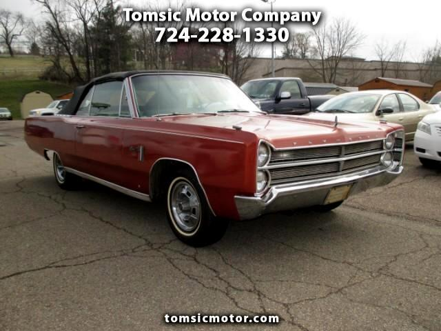 1967 Plymouth Gran Fury Base