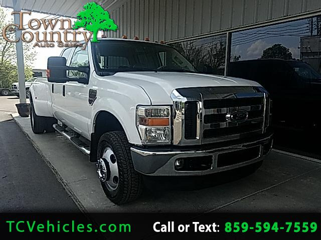 2008 Ford F-350 SD Lariat SuperCab Long Bed DRW 4WD