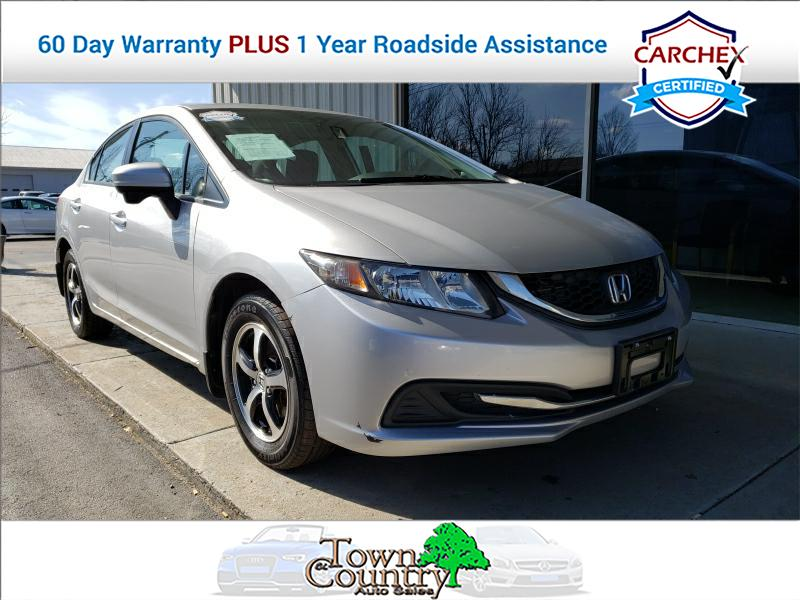 2015 Honda Civic SE Sedan