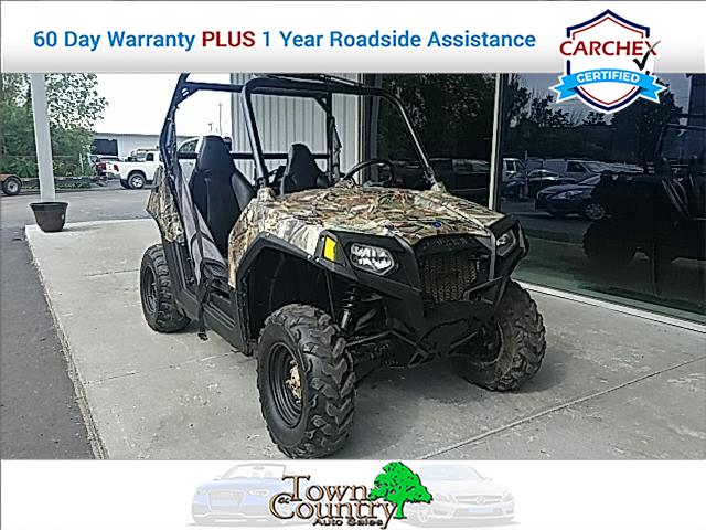 2014 Polaris RZR High Output