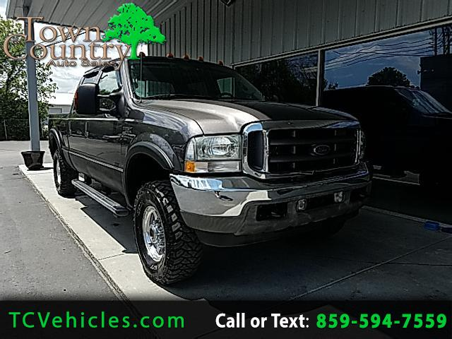 2004 Ford F-250 SD Lariat 4WD