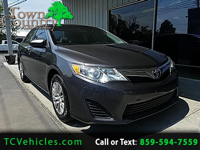 2014 Toyota Camry LE coupe