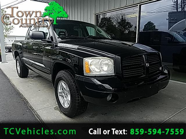 2006 Dodge Dakota TRX Crew Cab 4WD
