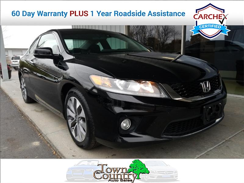 2013 Honda Accord EX Coupe 6-Spd MT
