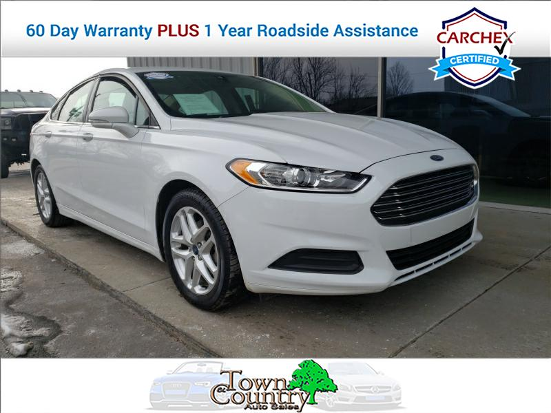 2015 Ford Fusion 4dr Sdn I4 SE
