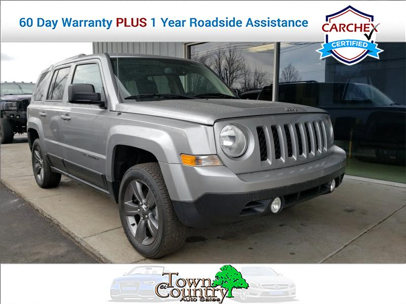 2017 Jeep Patriot Sport SE FWD