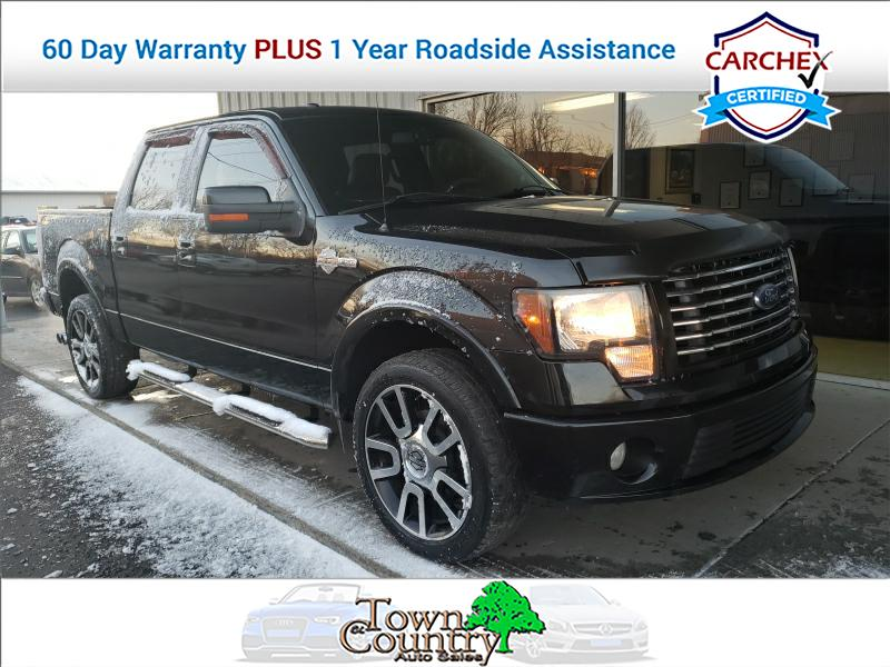 2010 Ford F-150 Supercab 145