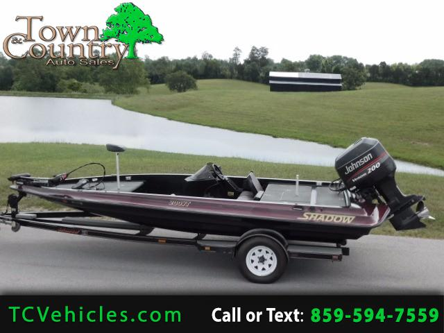 2004 Shadow Cruiser M-961 200vt