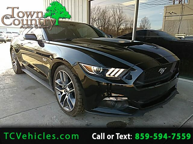2015 Ford Mustang 2dr Cpe GT Premium