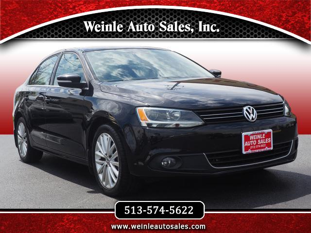 2013 Volkswagen Jetta TDi with Premium Package and Navigation