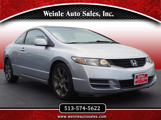 2010 Honda Civic LX Coupe Automatic