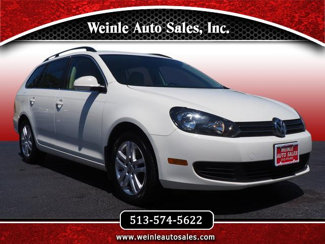 2012 Volkswagen Jetta SportWagen 2.0L with Premium Package
