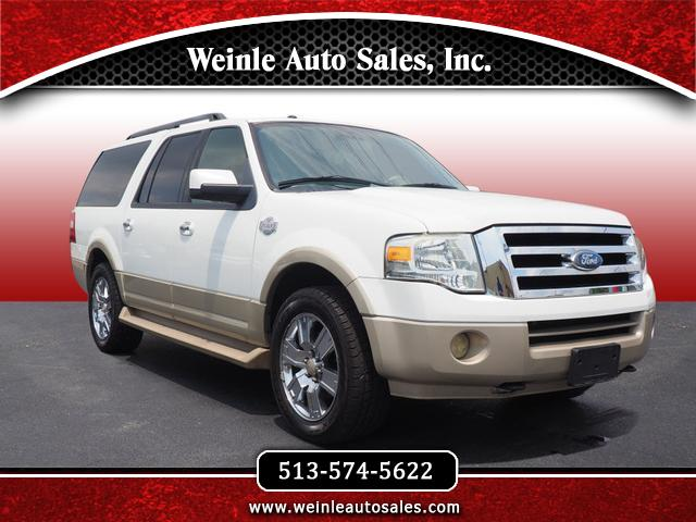 2009 Ford Expedition EL King Ranch 4WD