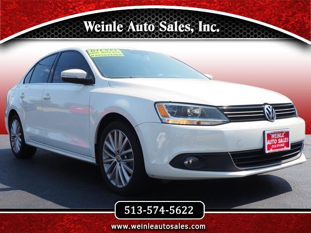 2013 Volkswagen Jetta TDi  LTD Avail. PKG, Nav, Sunroof, 17's