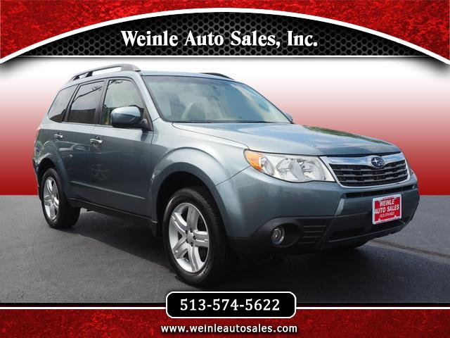 2009 Subaru Forester 4dr Auto 2.5X Limited