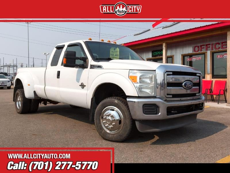 2011 Ford F-350 SD Lariat SuperCab Long Bed DRW 4WD