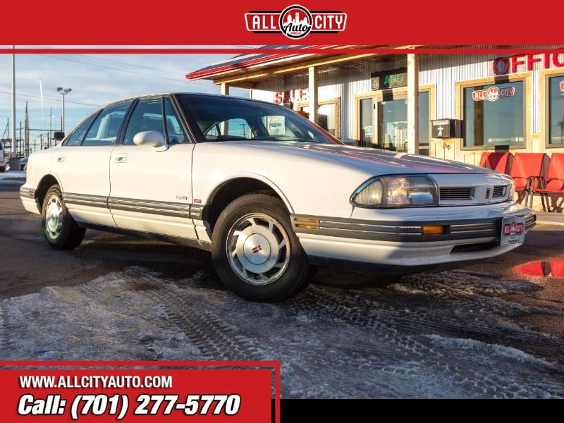 1993 Oldsmobile Royale Special Edition