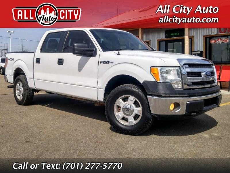 2014 Ford F-150 4WD SuperCrew 139