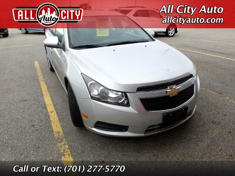 Chevrolet Cruze 2LT Auto 2013