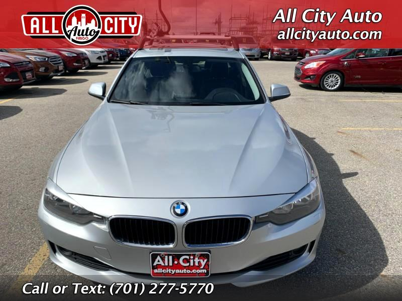 BMW 3-Series 328d xDrive 2014