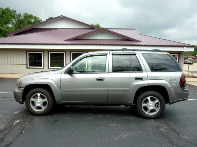 2008 Chevrolet TrailBlazer LS 2WD