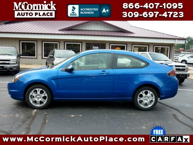 2010 Ford Focus SE Coupe