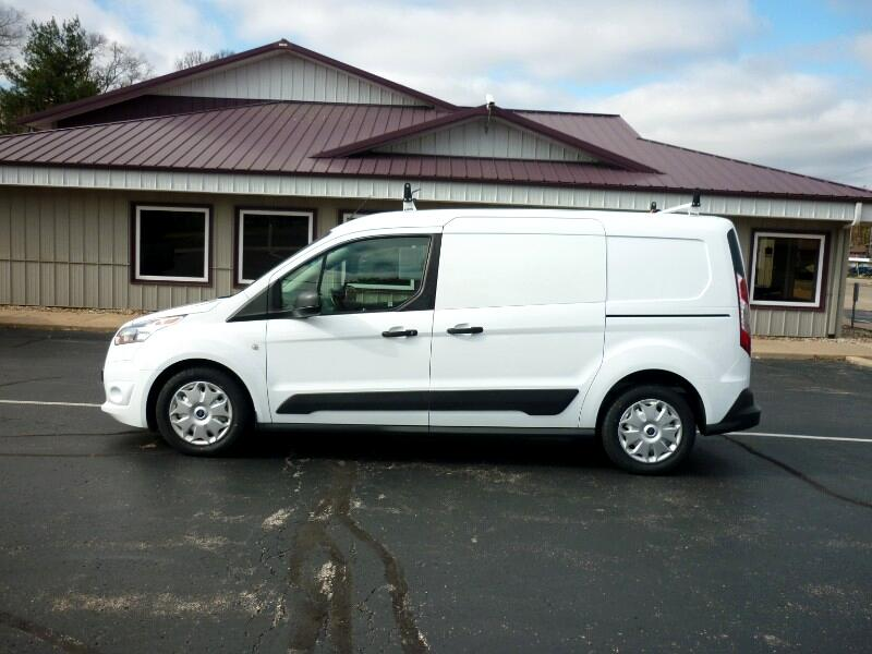 2014 Ford Transit Connect Cargo Van XLT SWB w/Rear Liftgate
