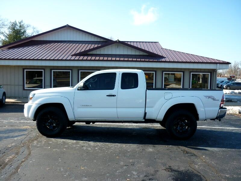 2010 Toyota Tacoma TRD Off Road 4x4 Access Cab MT