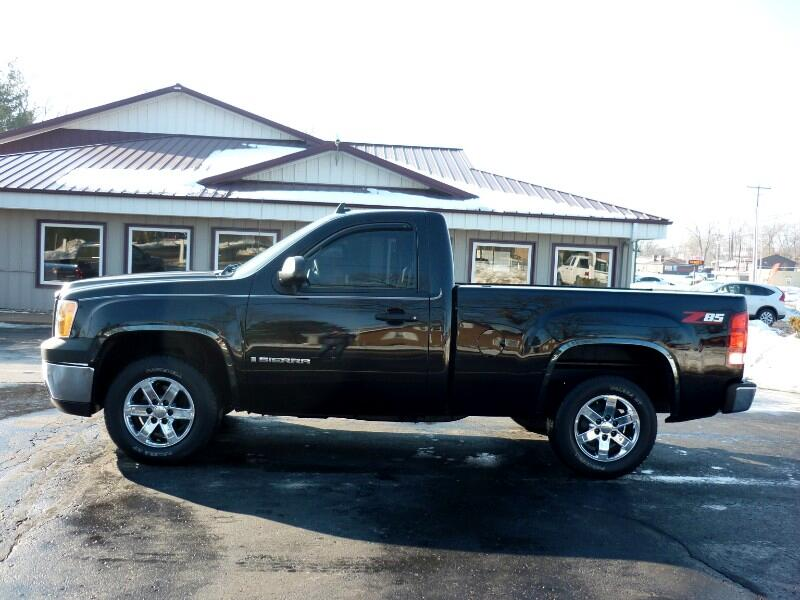 2009 GMC Sierra 1500 Short Bed 2WD