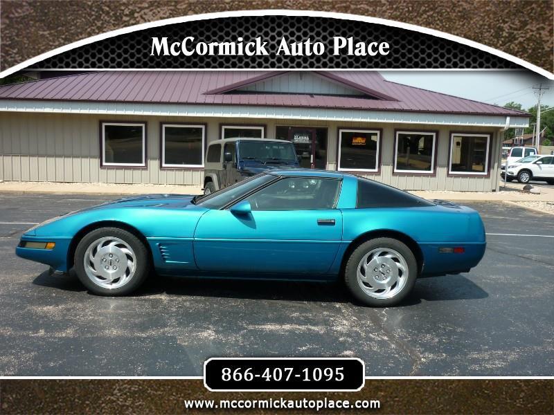 Chevrolet Corvette Coupe 1995