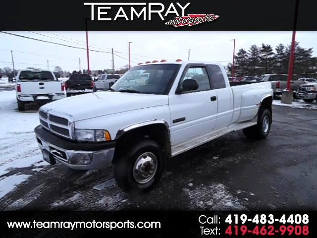 2001 Dodge Ram 3500 Quad Cab Long Bed 4WD