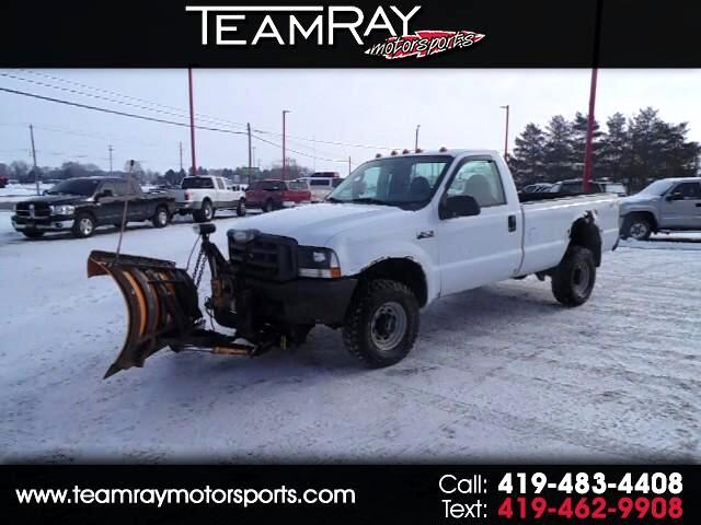 2004 Ford F-350 SD XL 4WD