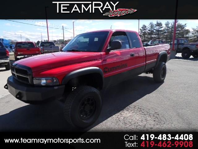 2001 Dodge Ram 2500 Quad Cab Long Bed 4WD