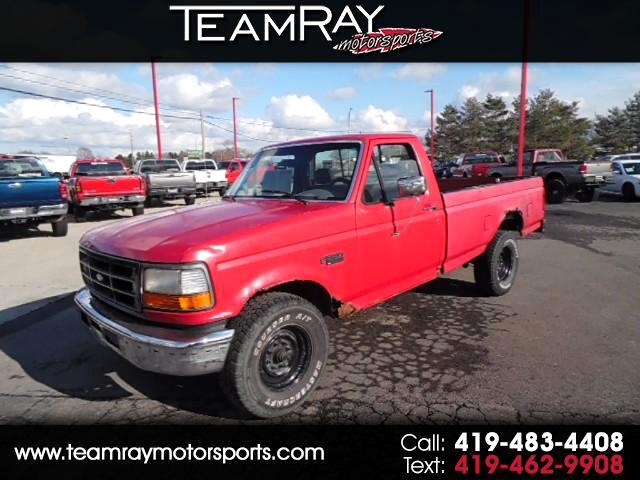 1995 Ford F-250 XL HD Reg. Cab 2WD